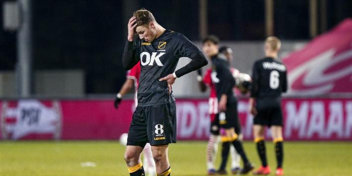 NAC Breda blijft op De Herdgang steken op gelijkspel