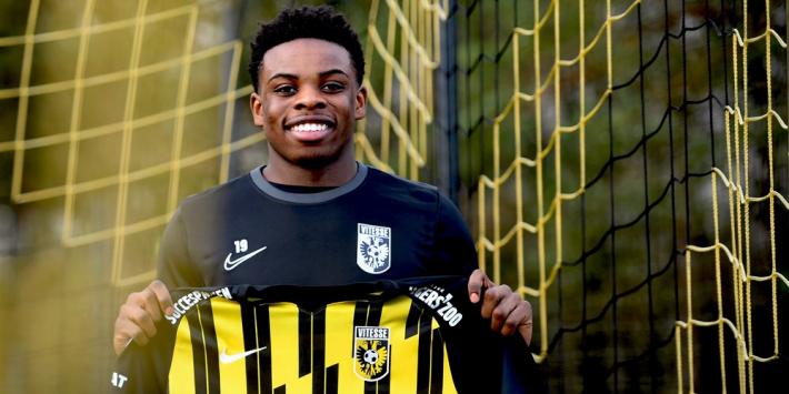 """Vitesse-nieuweling Ohio: """"Ik kon naar Bayern, naar Juventus"""""""