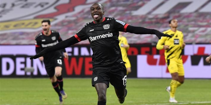 Bosz boekt fraaie zege op BVB, weer een goal Weghorst