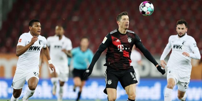 Bayern en Leipzig zegevieren en grijpen de macht
