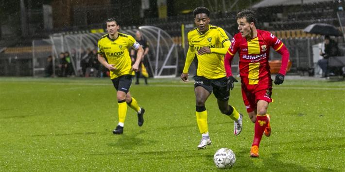 VVV klopt Go Ahead en meldt zich als laatste in kwartfinale