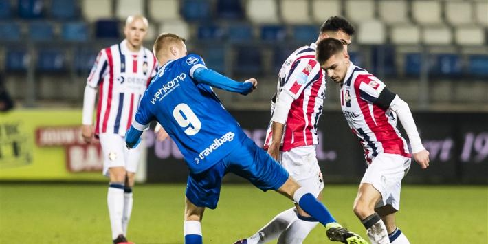 Gisteren gemist: Willem II en Dortmund onderuit, zege Almere
