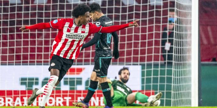 Gisteren gemist: topper in kwartfinale, winst PSV en Vitesse