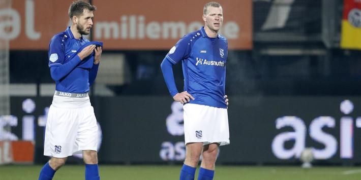 """Heerenveen verliest laat: """"Tekenend voor de situatie"""""""