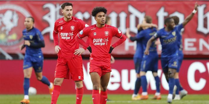 """Negatief record voor FC Twente: """"Hier moet het bij blijven"""""""