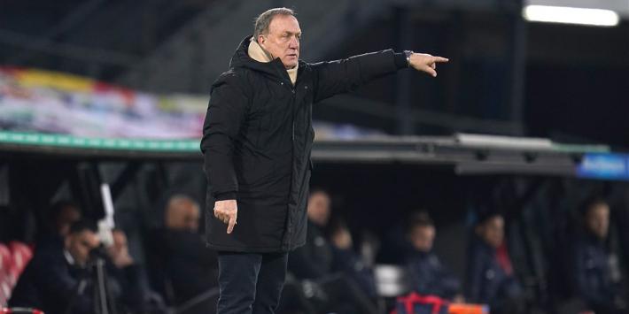 AD: 'Nadert er een breuk tussen Dick Advocaat en Feyenoord?'
