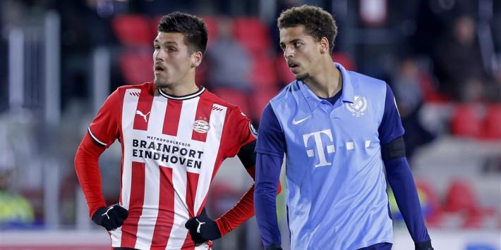 """Piroe mikt op speeltijd bij PSV: """"Mooie herinneringen overhouden"""""""