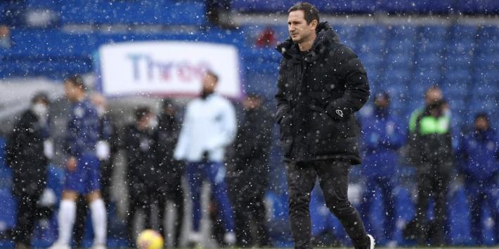 'Lampard moet 24 uur na overwinning het veld ruimen bij Chelsea'