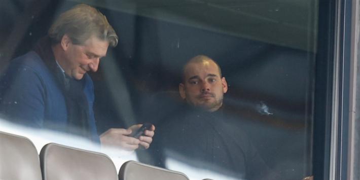 """Kruys: """"Ga Sneijder adviseren over zaken bij FC Den Bosch"""""""