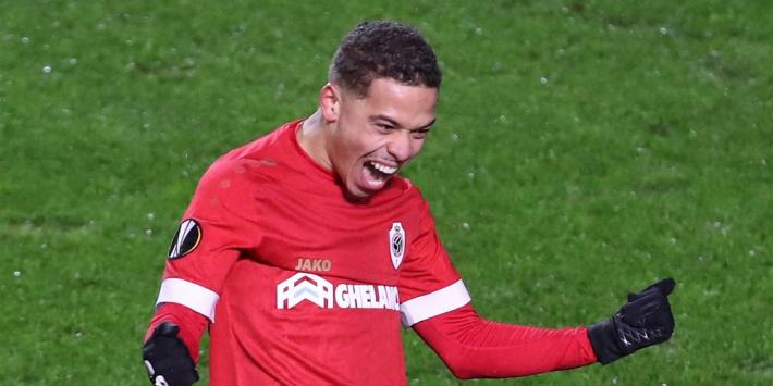 Recordaankoop Antwerp op huurbasis naar PEC Zwolle