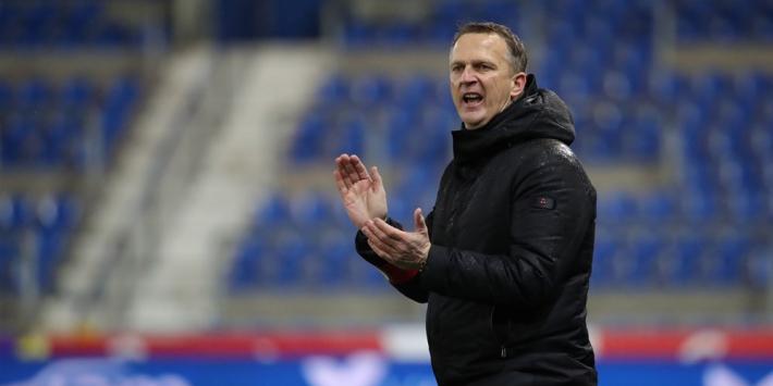 Van den Brom plaatst zich met Genk voor play-offs om titel