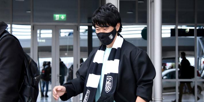 Kagawa vindt na vertrek uit Spanje onderdak in Griekenland