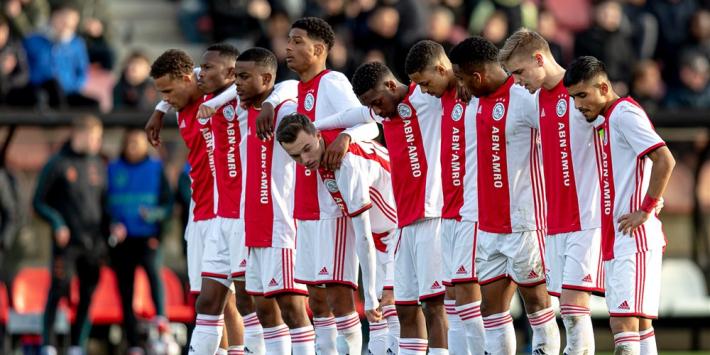 Eerste tegenstanders Ajax en AZ in Youth League bekend