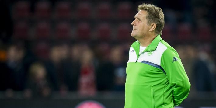'NAC kiest Lokhoff boven Goes als technisch manager'