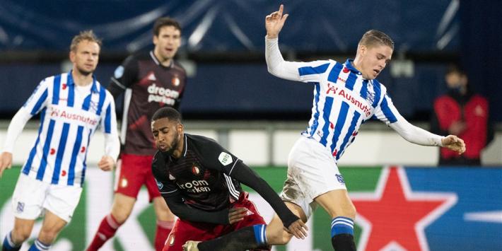 """Veerman over vrijheid van Feyenoord: """"Het was een feestje"""""""