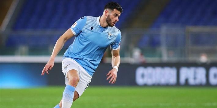 Hoedt lijkt uitgespeeld bij Lazio na uitschrijving op spelerslijst