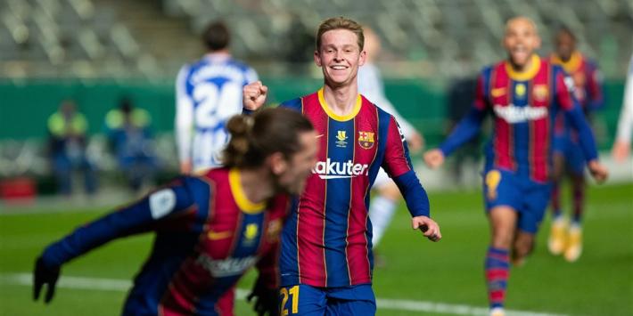 De Jong twijfelde toen Barça zich in 2019 voor hem meldde