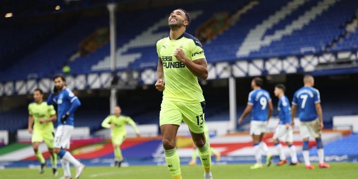 Newcastle-spits Wilson geldt opnieuw als beul van Everton