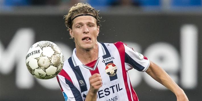 Willem II en VVV-Venlo stallen jonge aanvallers in Eerste Divisie