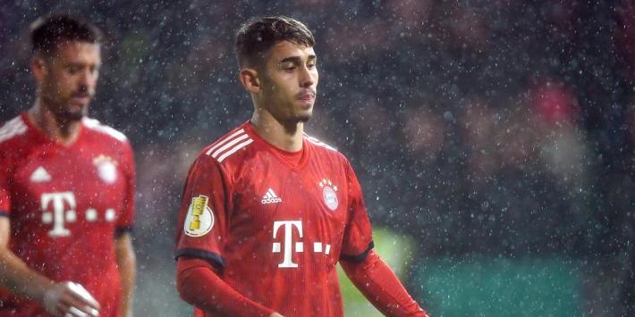 VVV-Venlo huurt voormalig Bayern München-talent Shabani