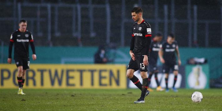 Bosz slachtoffer van nieuwe stunt in DFB Pokal