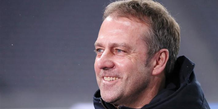 Flick kondigt aan na dit seizoen te stoppen bij Bayern