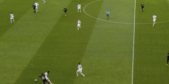 Video: heerlijke individuele actie Diaby zorgt voor goal Leverkusen