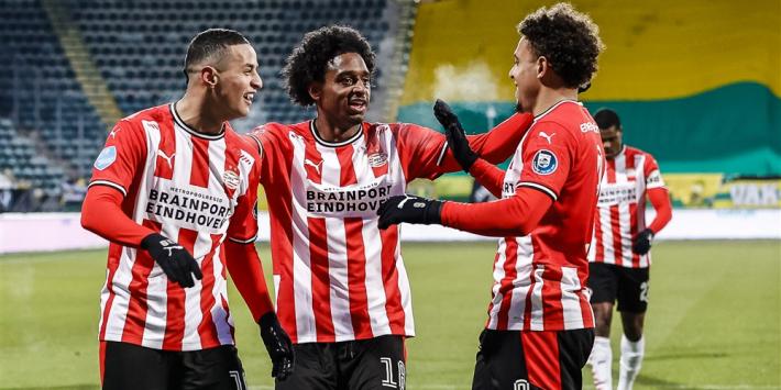 Malen Eredivisie-speler van de maand februari, Boadu talent