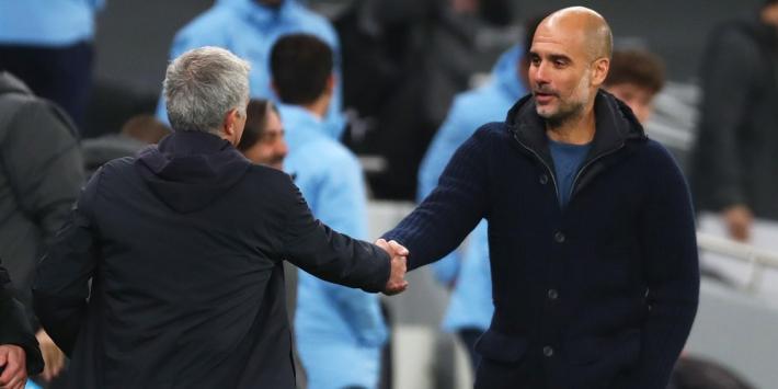 Mourinho kan ultieme code van Guardiola ook niet kraken