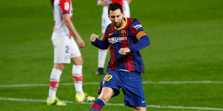 Spaanse media waarschuwen Paris Saint-Germain voor Messi - FCUpdate mobiel