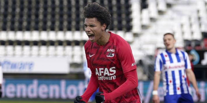 """Jansen hoopt op Stengs tegen Feyenoord: """"Dat ziet er goed uit"""""""