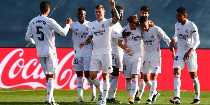 Gisteren gemist: zeges NAC en Everton, averij Real Madrid