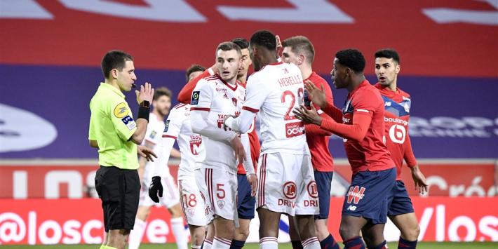 Domper Lille in aanloop naar Ajax-thuis in EL - FCUpdate mobiel