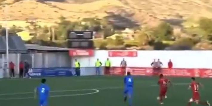 Video: Drenthe slaat opnieuw toe en maakt tweede treffer