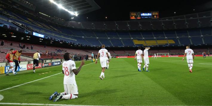"""Blijdschap in kamp PSG: """"Dit is een onvergetelijke avond"""""""