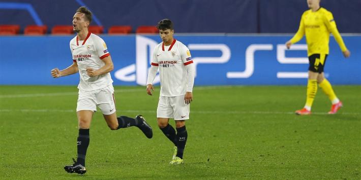 """Scorende De Jong houdt hoop: """"Alles is nog mogelijk"""""""