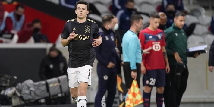 """Idrissi na Ajax-debuut: """"Kan niet wachten om meer te laten zien"""""""