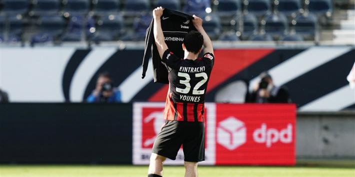 Lonkt er voor Younes een rentree bij de Duitse nationale ploeg?