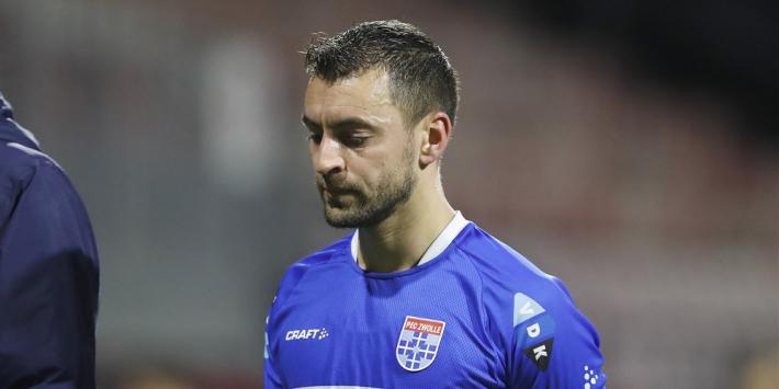 """Van Polen wordt geen trainer: """"Geen haar op mijn hoofd"""""""