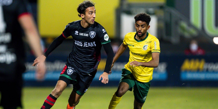 """El Khayati over clash met Willem II: """"Ik wil de fans iets teruggeven"""""""