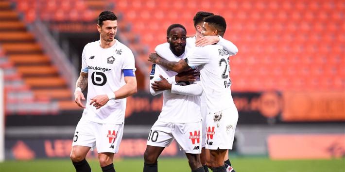 Meerdere wijzigingen bij Lille, dat captain Fonte mist