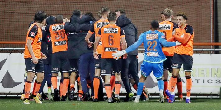 "Matchwinner El Azzouzi na bizar slot: ""Ik kon niet eens juichen"""
