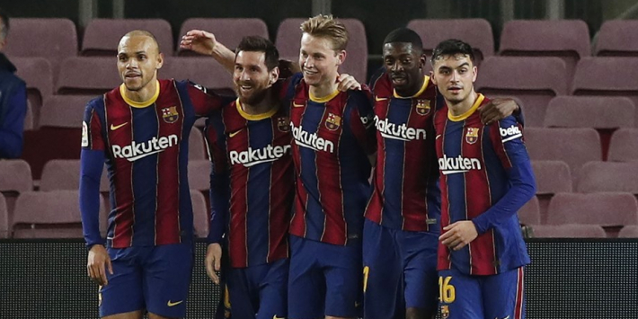Spoorboekje: Barça, Nederlandse kelderkraker en Transferweekje