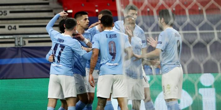 City met anderhalf been in kwartfinale Champions League