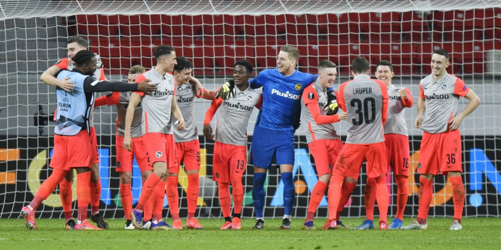 Ajax treft Young Boys in achtste finale Europa League