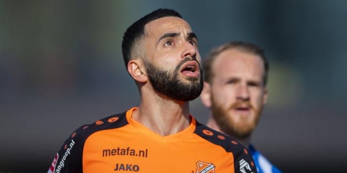 Volendam zwaait El Azzouzi uit en neemt afscheid van keeper