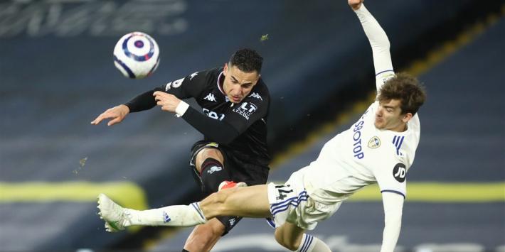 Scorende El Ghazi verslaat Struijk en Leeds