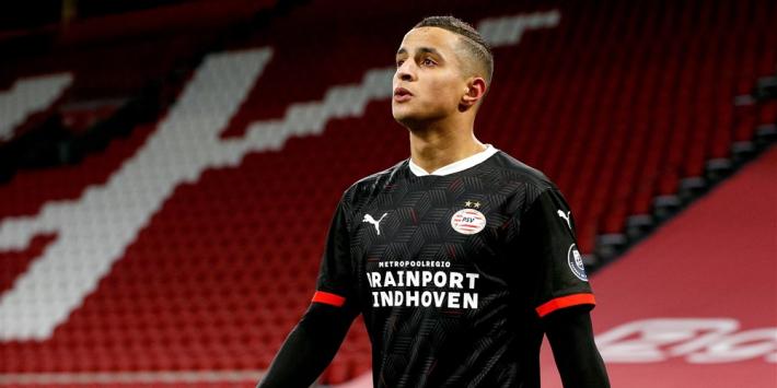 'Ihattaren weigert aanbieding, breuk met PSV dreigt'