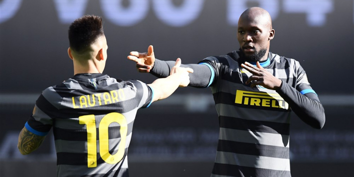 Inter presenteert nieuw logo, dat niet meteen op shirts verschijnt