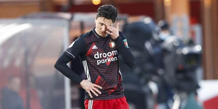 'Grote schoonmaak Feyenoord: zes spelers op weg naar uitgang'